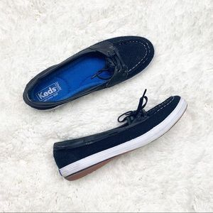 Keds | Black Ortholite Slip On Shoes